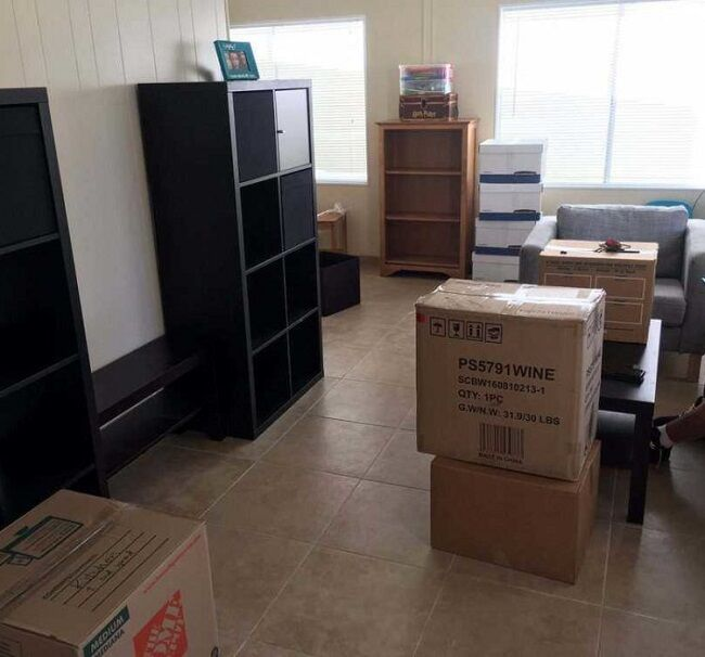 apartment moves